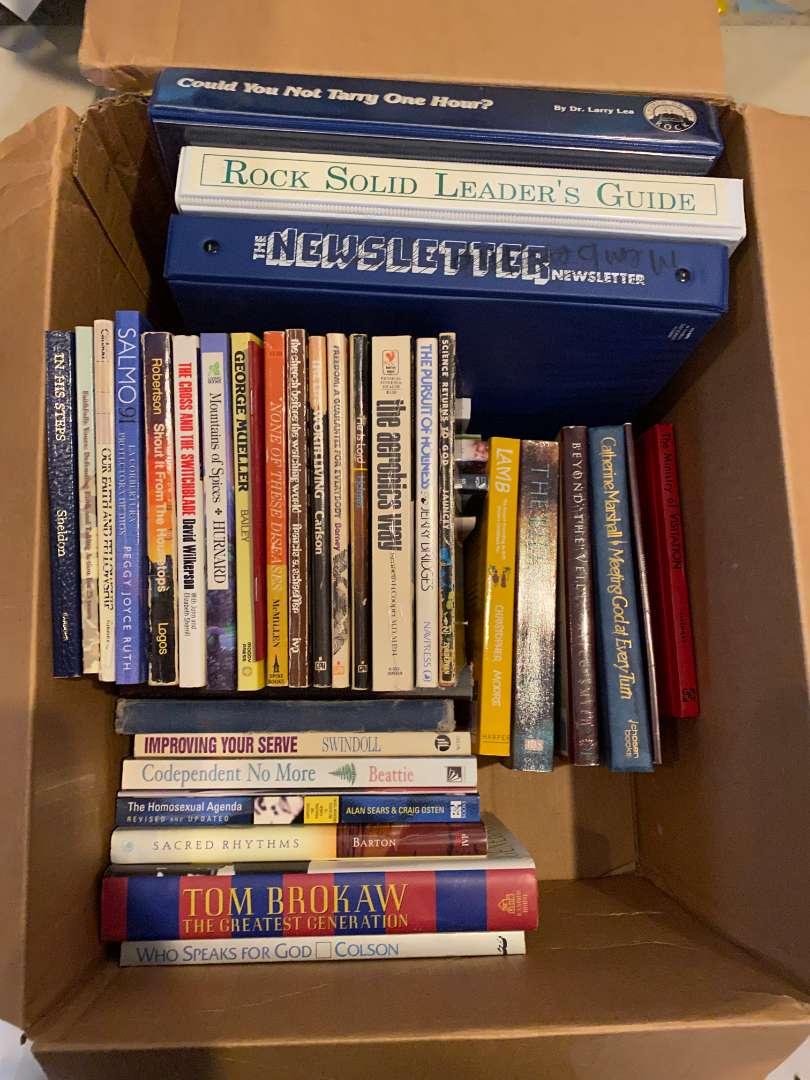 Lot # 47 - Books (main image)