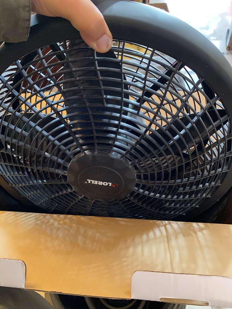 "Lot # 48 - Lorell 16"" Three Speed Fan (main image)"