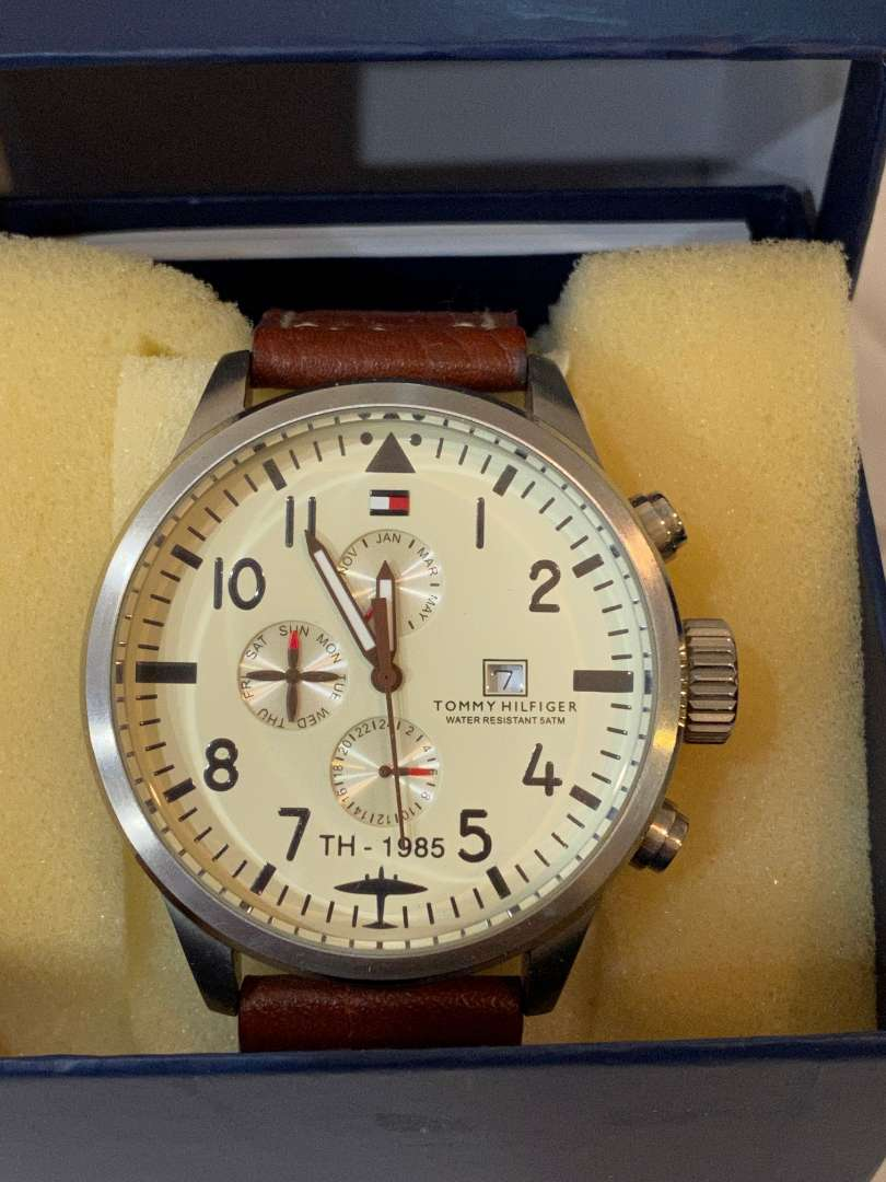 Lot # 136 - Tommy Hilfiger Watch (main image)