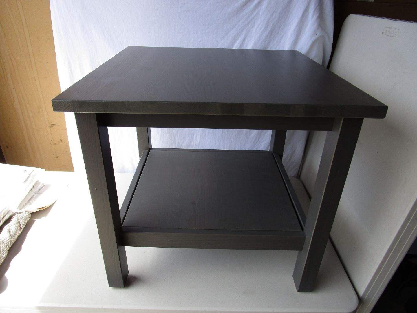 Lot # 67 - NEW End Table From IKEA (main image)