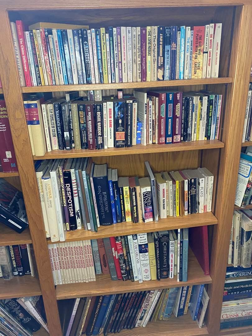 Lot # 153 - Books (main image)