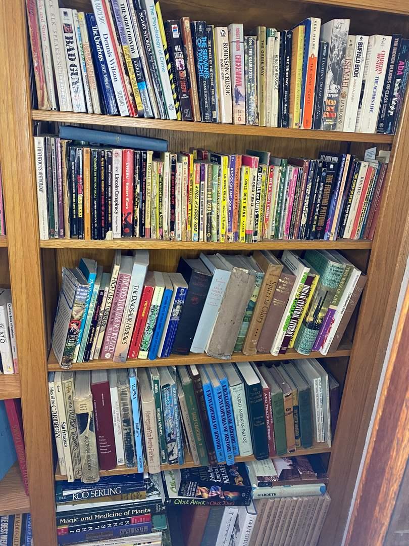 Lot # 154 - Books (main image)
