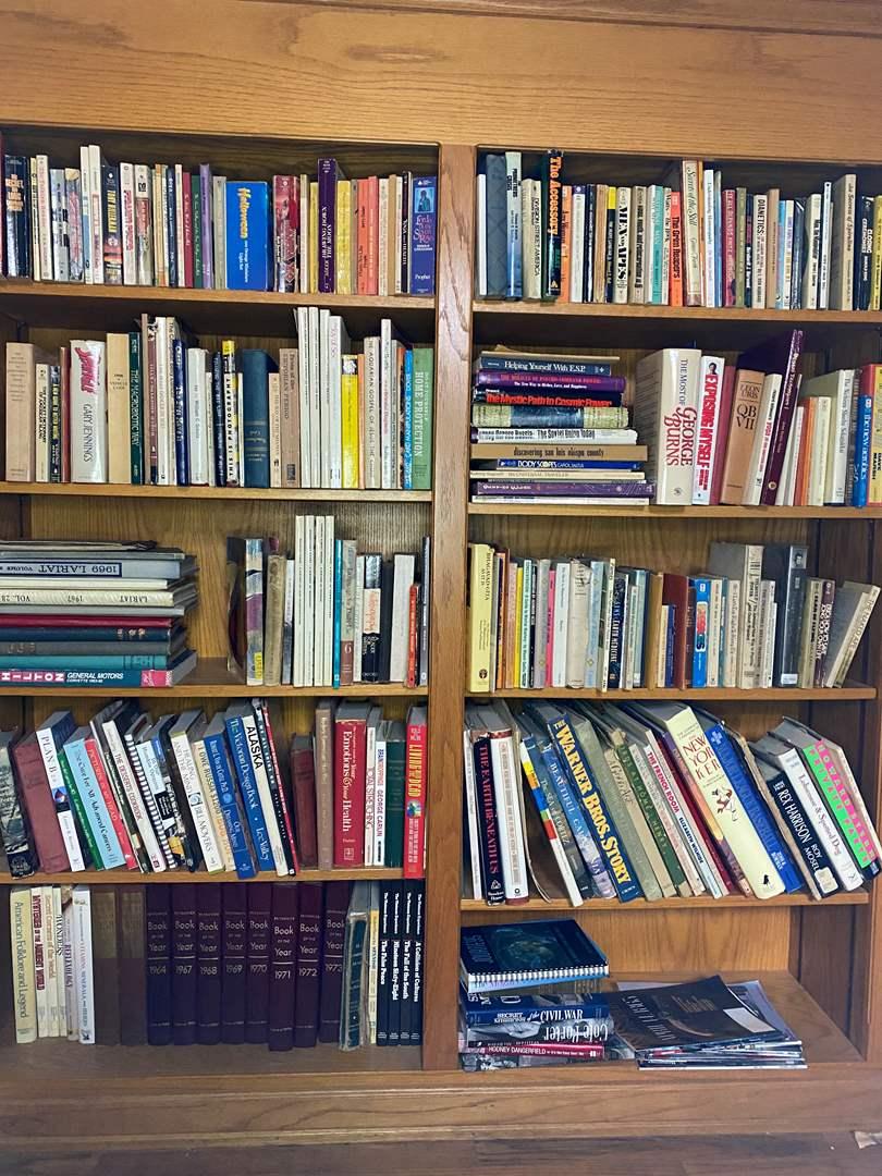 Lot # 157 - Books (main image)