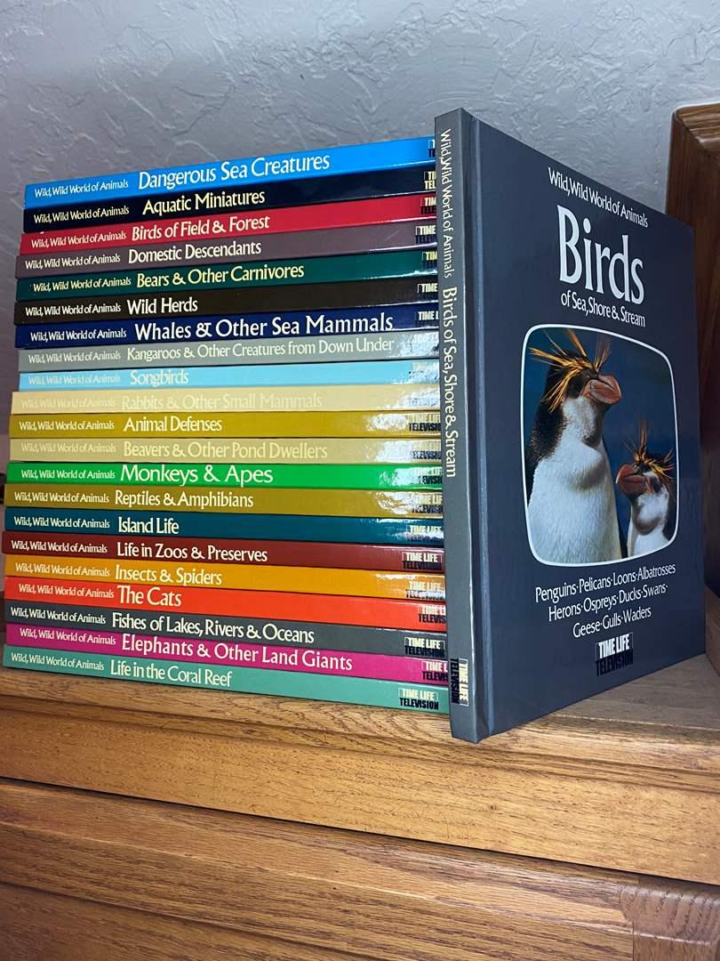 Lot # 162 - Wild, Wild World of Animals Book Series (main image)