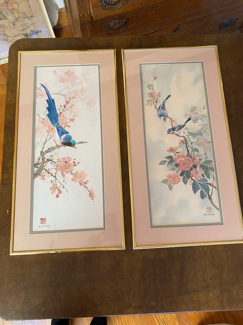 Lot # 183 - Set of Original Water Colors (main image)
