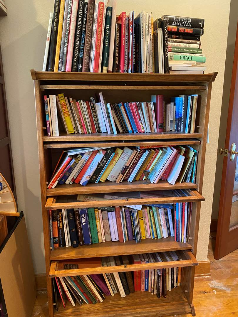 Lot # 193 - Book Collection, Mostly Hard Back Health Topics (main image)