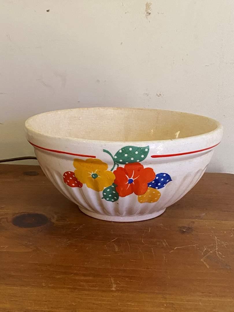 Lot # 65 - Pottery Guild Mixing Bowl  (main image)