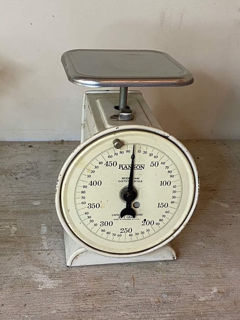 Lot # 91 - Kitchen Scale (main image)