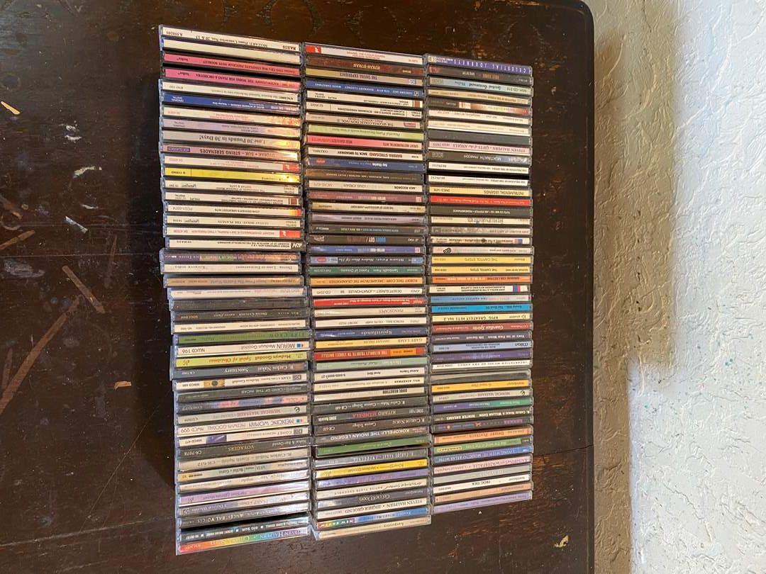 Lot # 11 - Music CDs (main image)