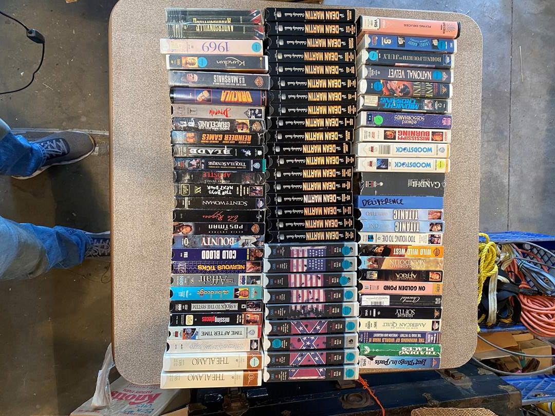 Lot # 13 - VHS (main image)