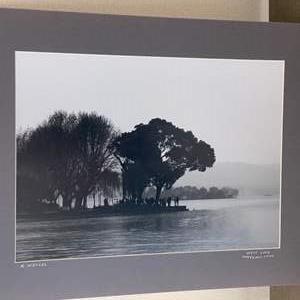 Lot # 18 - 16x20 West Lake Hangzhou, China Ralph Wessel, Artist Photo Print