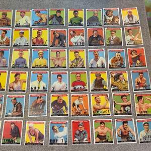 Lot # 33 - Sport kings trading cards 1988