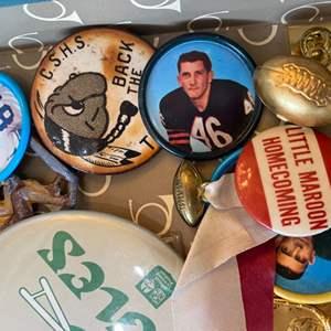 Lot # 51 - Sporting souvenir box