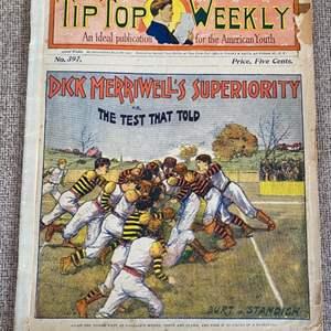 Lot # 68 - Tiptop weekly