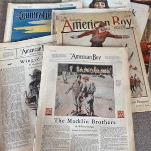 Lot # 70 - Vintage magazines