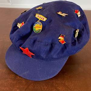 Lot # 98 - Chinese Olympic hat and Seoul Korea fan