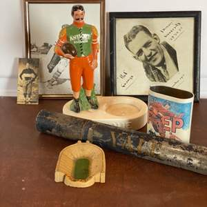 Lot # 102 - vintage sporting memorabilia