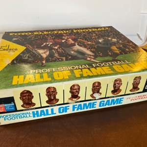 Lot # 106 - Foto electric football game by Cadaco