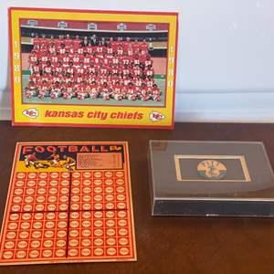 Lot # 115 - Football memorabilia