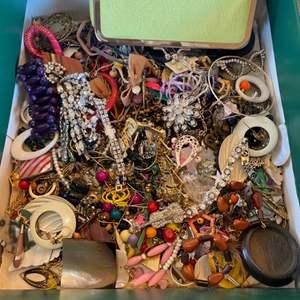 Lot # 134 - Costume jewelry