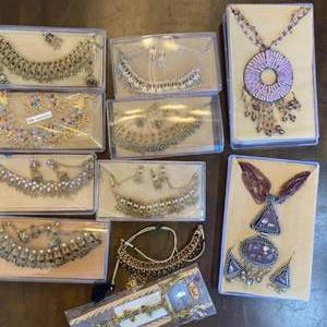 Lot # 147 - East Indian jewelry