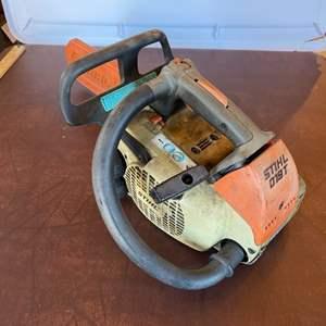 Lot # 160 - Stihl chainsaw