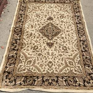 """Lot # 169 - Area rug Made in USA 63""""x90"""""""