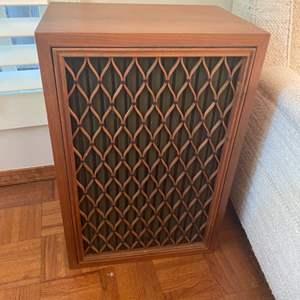 Lot # 183 - 2 Pioneer Speakers - model CS 99A
