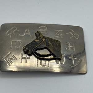 Lot # 21 - Belt buckle