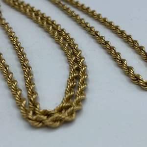 "Lot # 30 - 14 karat gold chain (10.9 g) 20"""