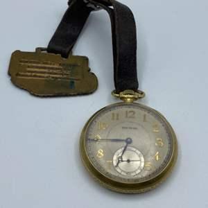 Lot # 74 - Waltham 25 year Pocket watch
