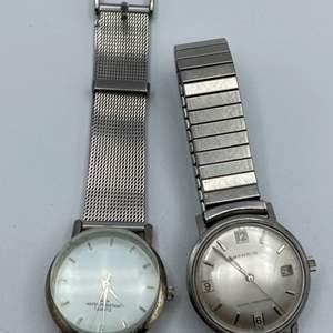 Lot # 77 - Men's wrist watches
