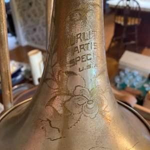 Lot # 103 - Vintage Wurlitzer trombone