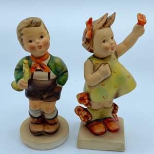 Lot # 111 - Hummel figurines