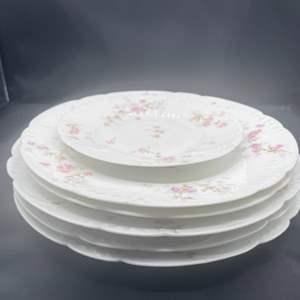 Lot # 165 - Haviland Limoge plates