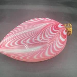 Lot # 204- Art Glass Flask