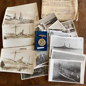 Lot # 238 - WW I memorabilia with German photos