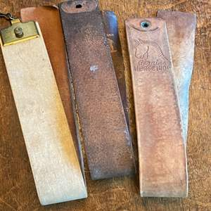 Lot # 251 - Razor straps
