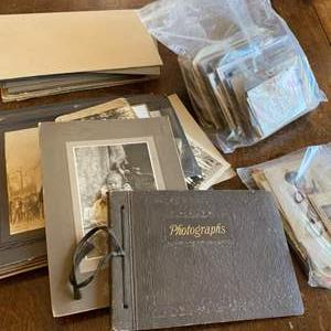 Lot # 271 - Photos and albums