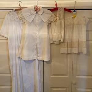 Lot # 273 - Antique clothing (7 pieces)