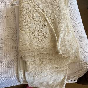 Lot # 275 - Lace tablecloth