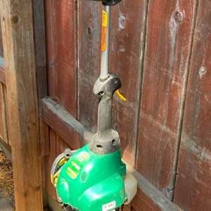 Lot # 289 - Weedwhacker with gas can
