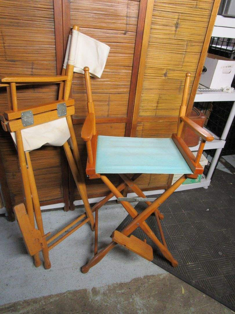 Lot # 4 - Two Captain's Chairs (main image)