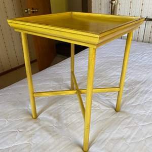 Lot # 126 - Small vintage side table