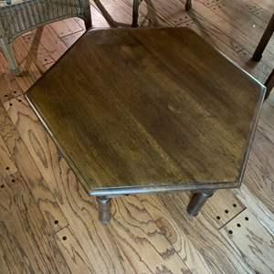 Lot # 139 - Vintage coffee table
