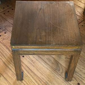 Lot # 140 - Small vintage table