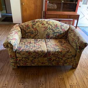 Lot # 152 - Love seat couch