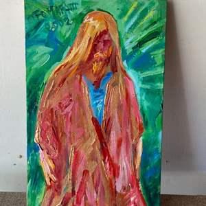 Lot # 159 - TF O'Mara 3, original painting