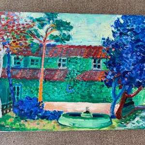 Lot # 160 - 1977 TF O'Mara 3, original Painting