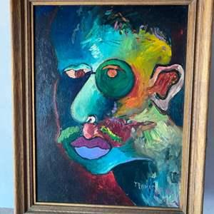 "Lot # 162 - 1972 TF O'Mara 3 ""Igor Stravinsk"""